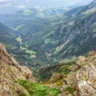 Pohled do Obřího dolu