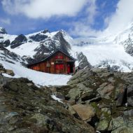 aklimatizační výstup na Breithorn
